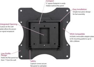 Premier-PRF-VESA-Mount-LCD-Flat-panel
