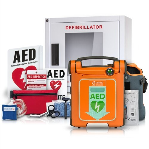 AED Defibrillators & First Aid Equipment from Huntoffice.ie